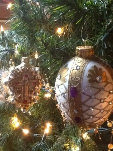 Christmas ornaments for website