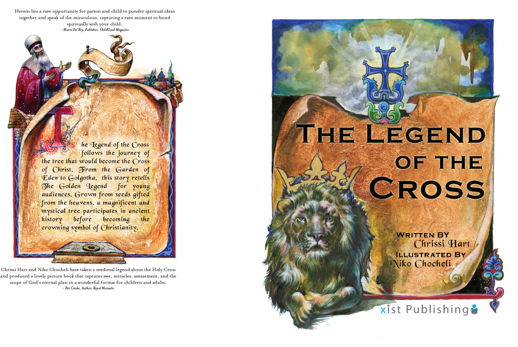 Legend-of-the-cross-ARC-Cover